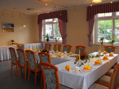 Restaurant im Hotel Ahornberg 7