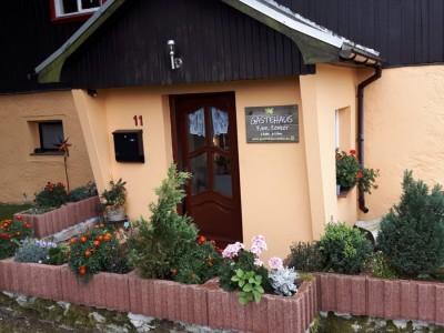 Ferienwohnung Gästehaus Zenker
