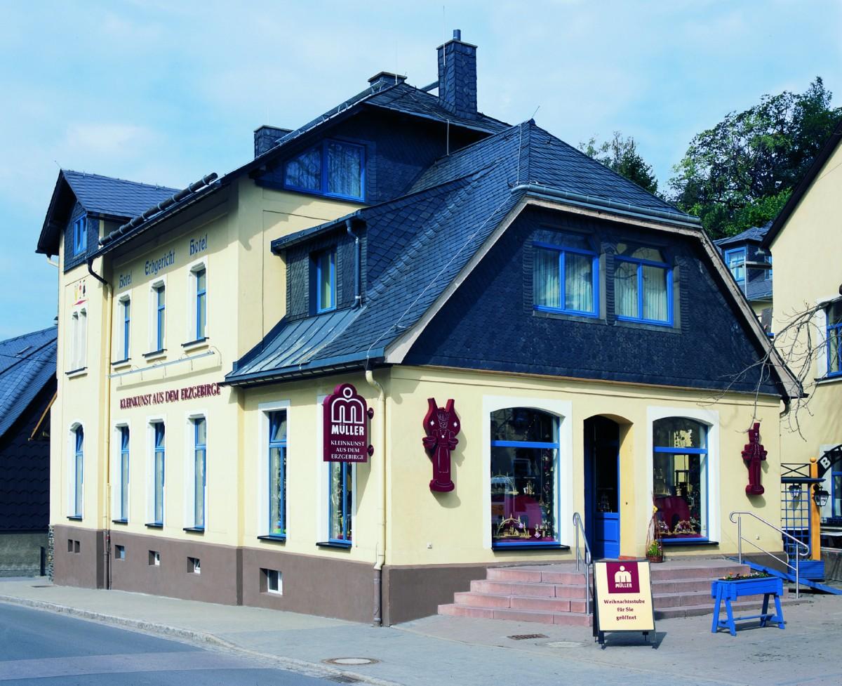 Kleinkunst aus dem Erzgebirge® Müller GmbH Ladengeschäft
