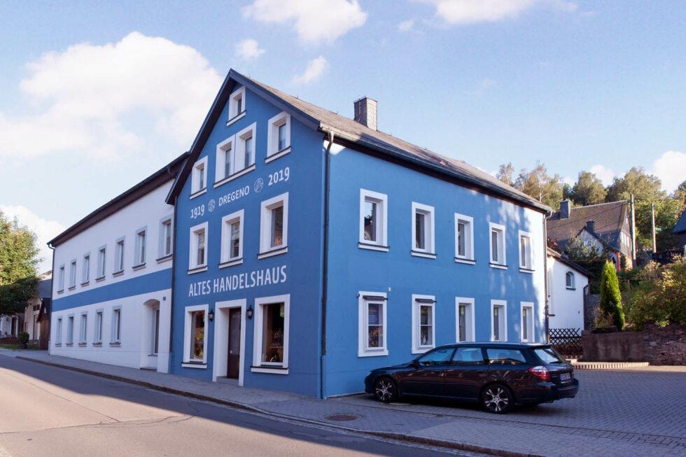 Altes Handelshaus Wo die DREGENO-Tradition lebendig wird