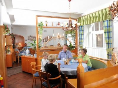 Resaturant im Hotel Seiffener Hof