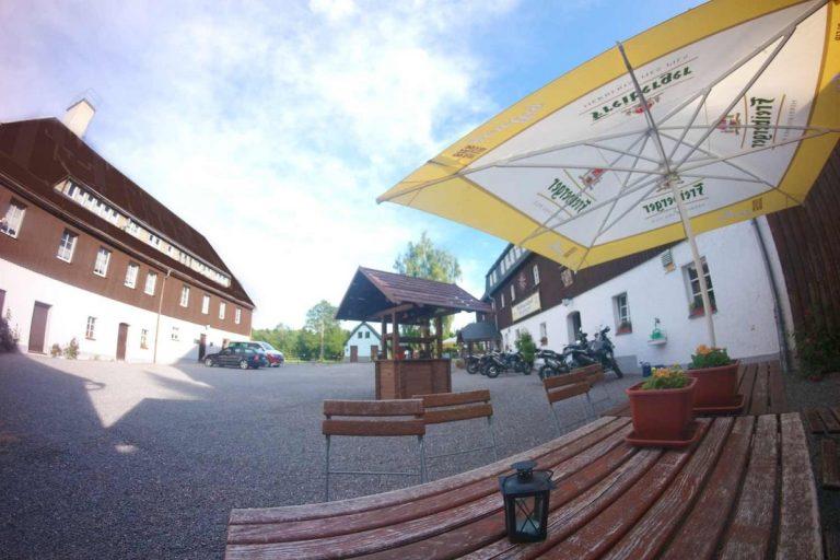 Waldgashof Bad Einsiedel Gaststätte