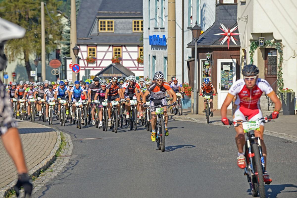 EBM Mountainbike-Strecke