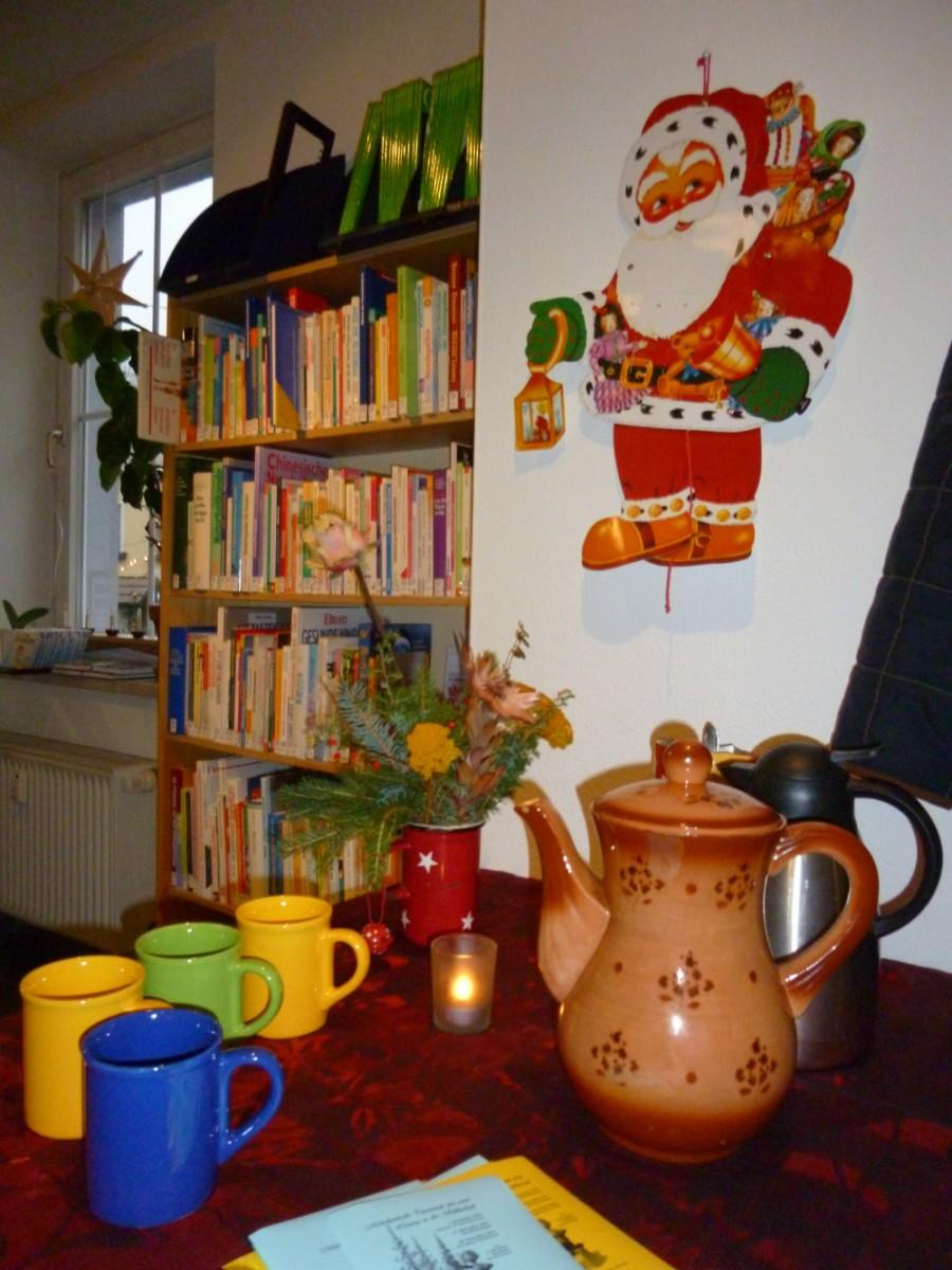 Märchenhafte Teestunde @ Bibliothek | Kurort Seiffen/Erzgeb. | Sachsen | Deutschland