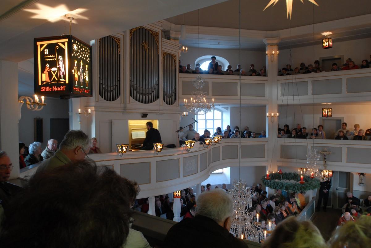 Adventsgottesdienst @ Bergkirche | Deutschneudorf | Sachsen | Deutschland