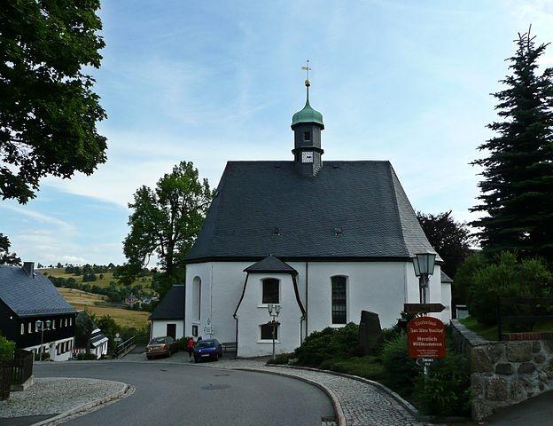 Gottesdienst in der Kirche Deutschneudorf @ Kirche Deutschneudorf | Deutschneudorf | Sachsen | Deutschland