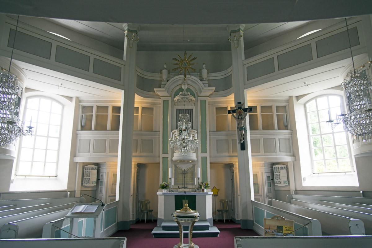 Kleine Orgelmusik im Kerzenschein @ Bergkirche | Kurort Seiffen/Erzgeb. | Sachsen | Deutschland
