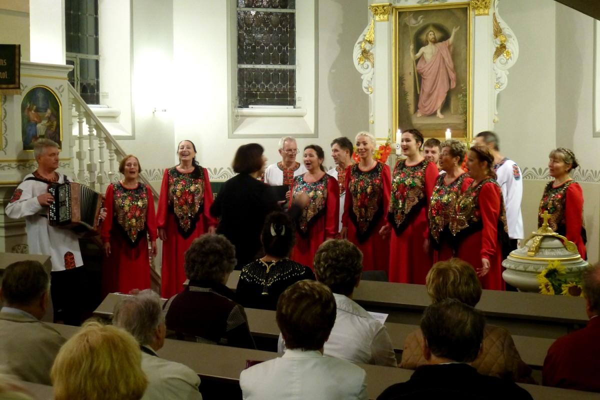 Kammerchor Kant in der Kirche Deutscheinsiedel @ Kirche | Deutschneudorf | Sachsen | Deutschland