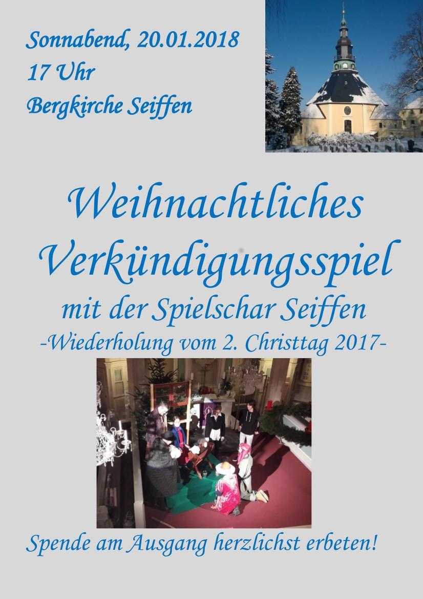 Weihnachtliche Musik im Kerzenschein @ Bergkirche | Deutschneudorf | Sachsen | Deutschland