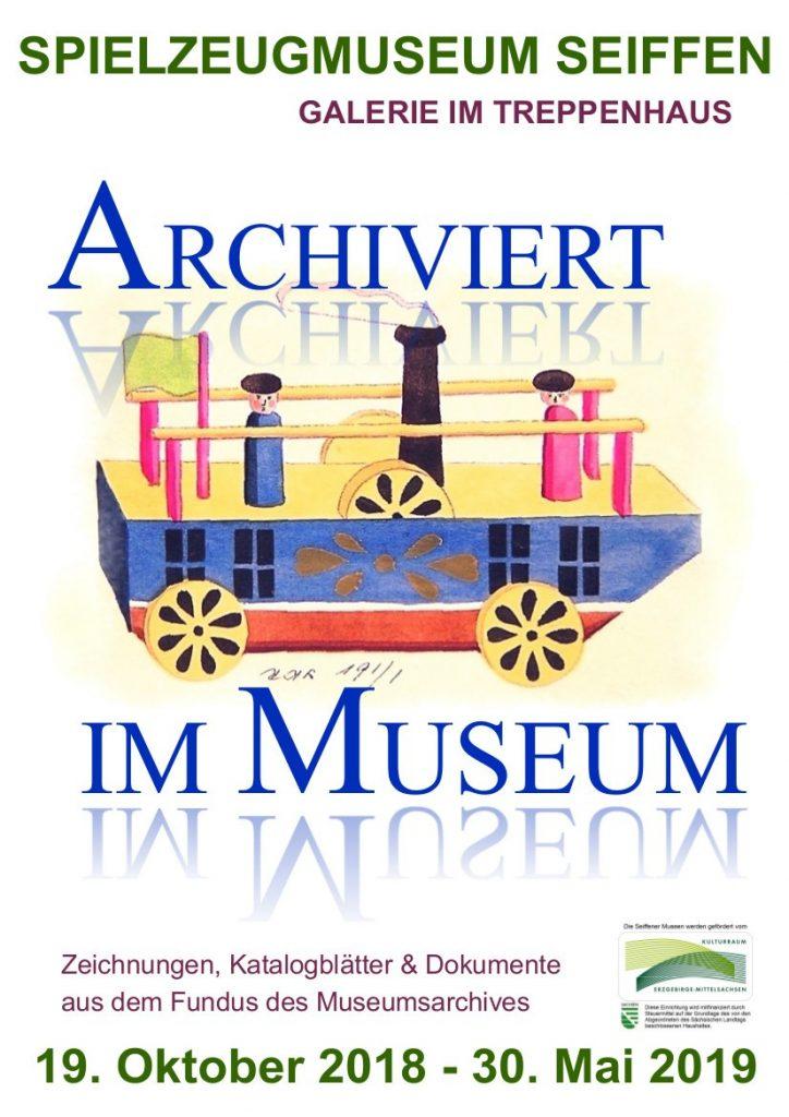 GALERIE IM TREPPENHAUS Spielzeugmuseum Archiviert im Museum @ Erzgebirgisches Spielzeugmuseum | Kurort Seiffen/Erzgeb. | Sachsen | Deutschland
