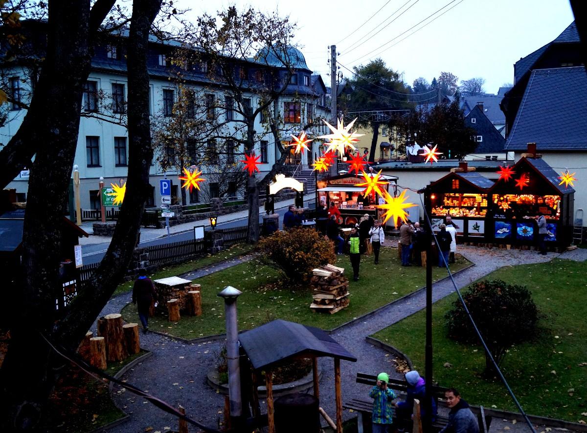 Sternenmarkt @ Sternenmarkt | Kurort Seiffen/Erzgeb. | Sachsen | Deutschland