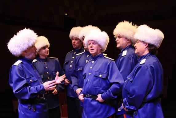 Festliches Konzert mit dem Ensemble der Wolga Kosaken @ Haus des Gastes | Kurort Seiffen/Erzgeb. | Sachsen | Deutschland