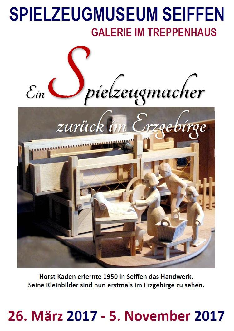 GALERIE IM TREPPENHAUS Spielzeugmuseum @ Erzgebirgisches Spielzeugmuseum | Kurort Seiffen/Erzgeb. | Sachsen | Deutschland