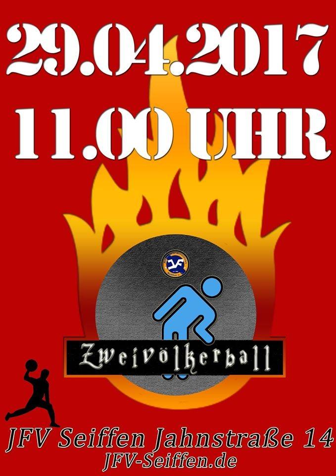 Zweivölkerball @ Jugendclub | Kurort Seiffen/Erzgeb. | Sachsen | Deutschland