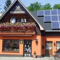 Bergleutehaus, Erzgeb. Volkskunst G. Ulbricht 10