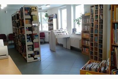 Bibliothek 15