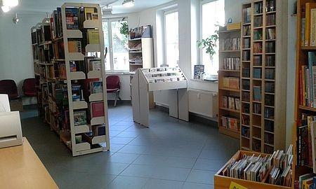 Galerie/Bibliothek
