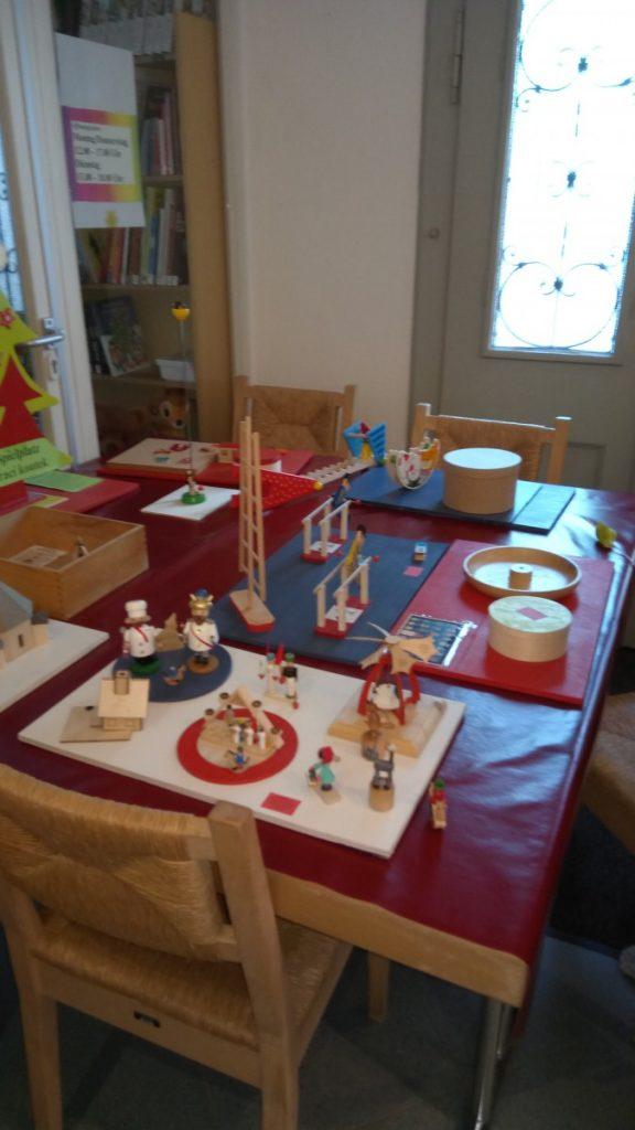 Kinder Weihnachtsstube 2