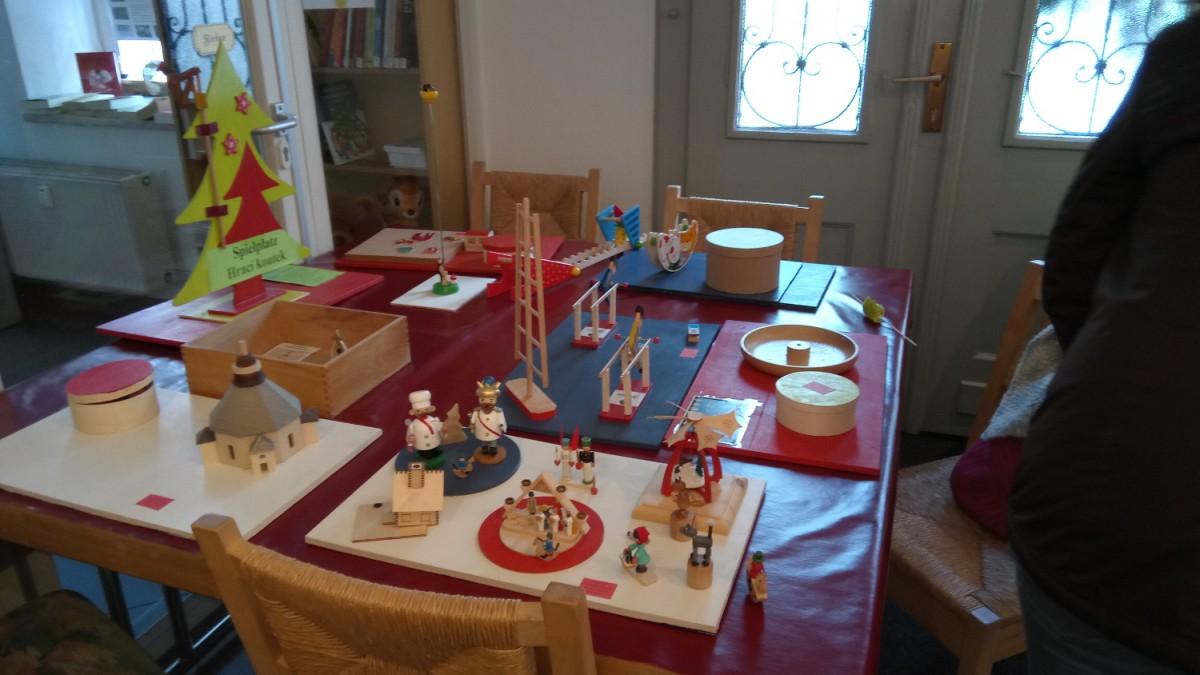Kinder Weihnachtsstube 3