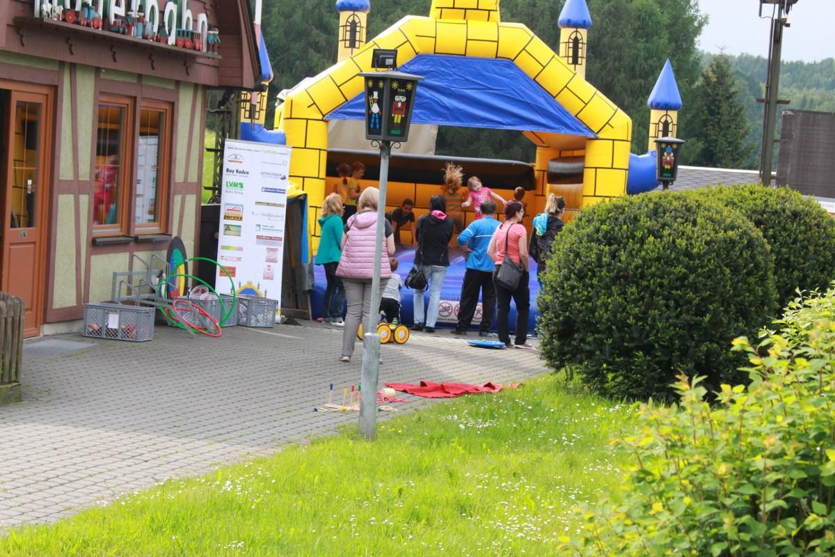 Sommerfest an der Sommerrodelbahn @ Seiroba GmbH | Kurort Seiffen/Erzgeb. | Sachsen | Deutschland
