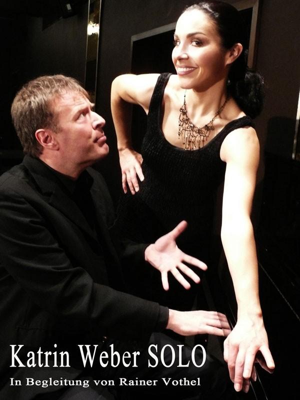 """Katrin Weber –""""Solo"""" musikalische Begleitung Rainer Vothel @ Haus des Gastes   Kurort Seiffen/Erzgeb.   Sachsen   Deutschland"""