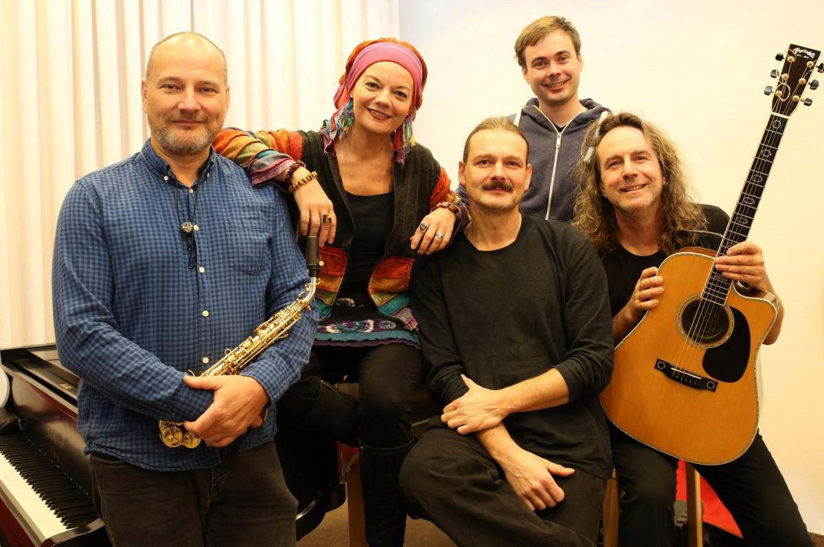 Stellmäcke und Band mit Annett Illig