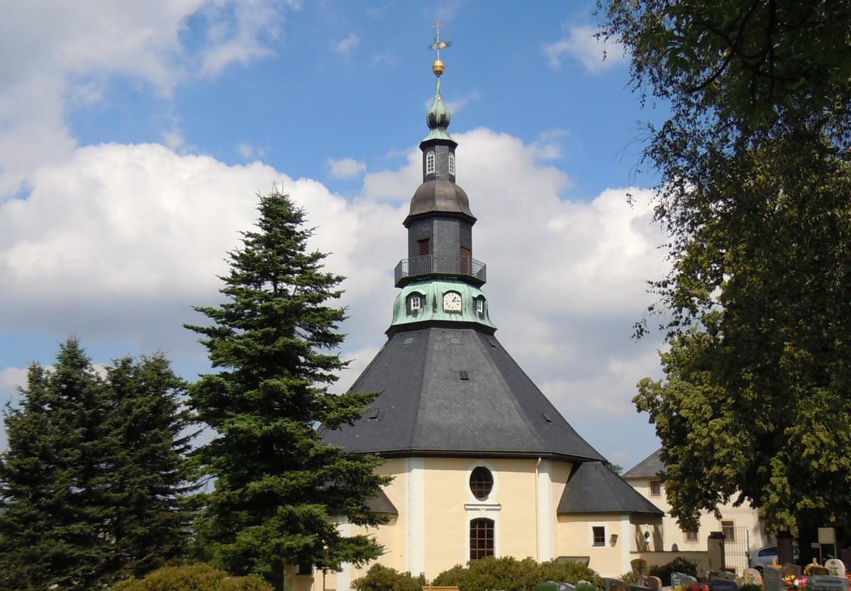 Familiengottesdienst zum Schulanfang @ Bergkirche | Deutschneudorf | Sachsen | Deutschland