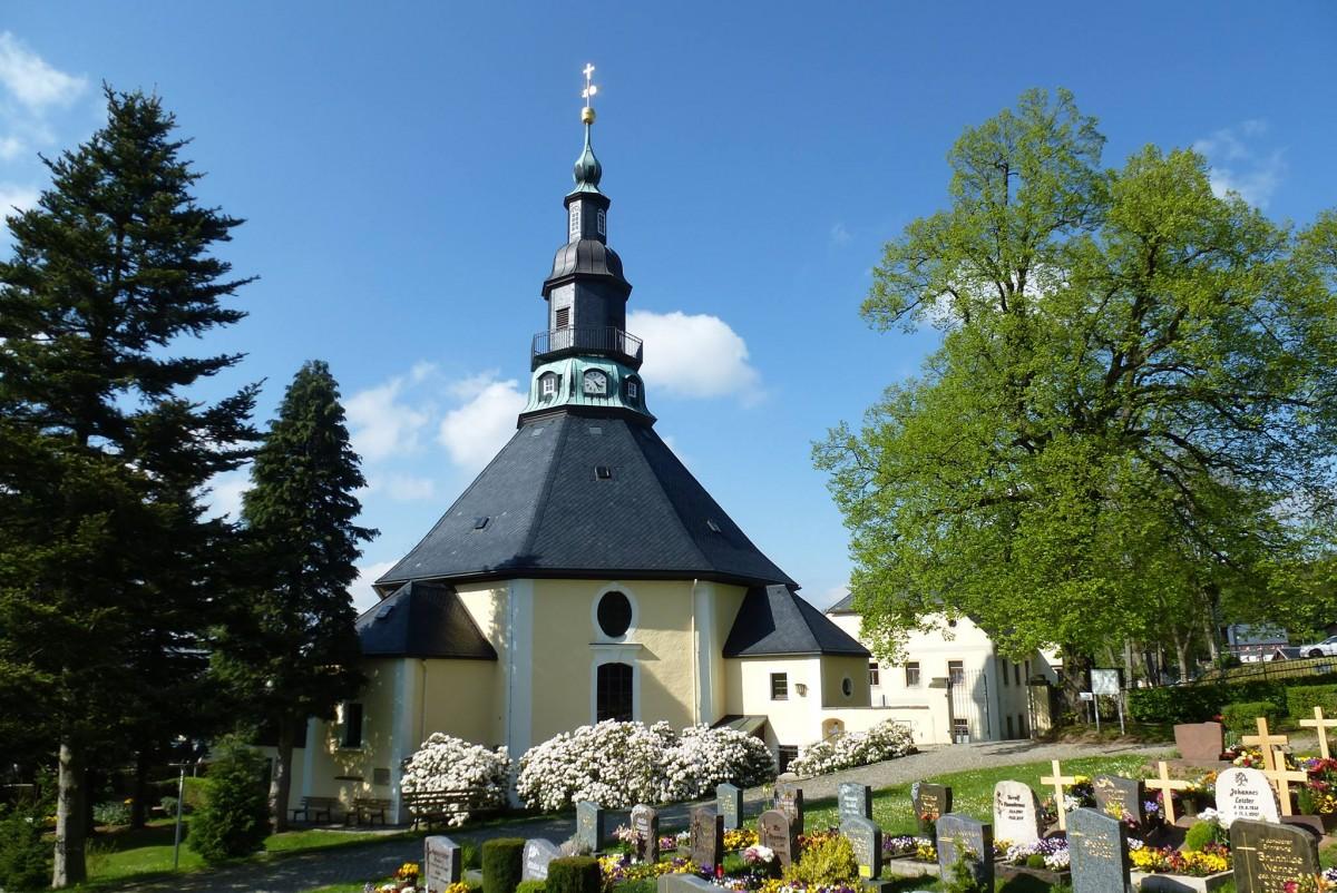 Sommermusik in der Bergkirche @ Bergkirche | Kurort Seiffen/Erzgeb. | Sachsen | Deutschland