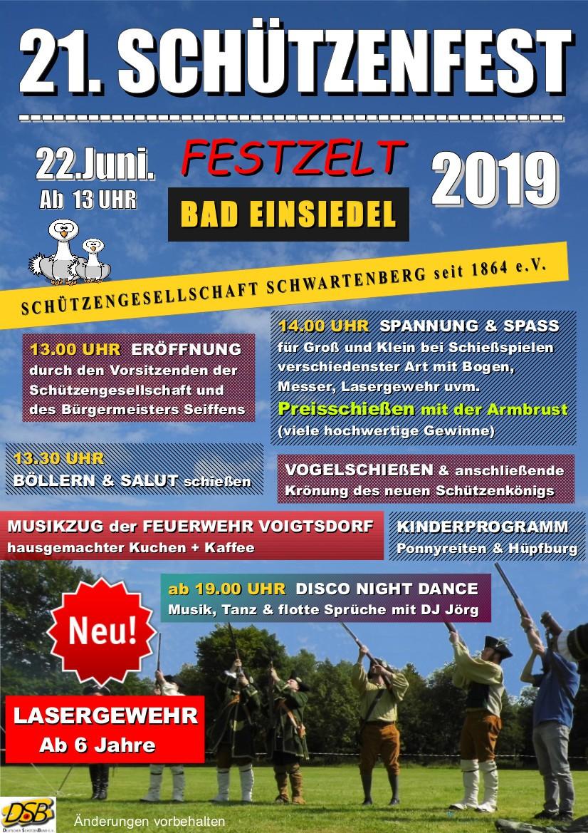 21. Schützenfest im Waldgasthof am 22.Juni 2019 3