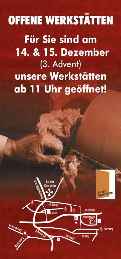 14.-15.12.2019 offene Werkstatt