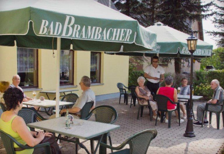 Restaurant im Hotel & Pension Zum Einsiedler