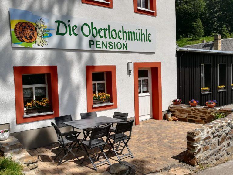 Pension Oberlochmühle Frank Gude