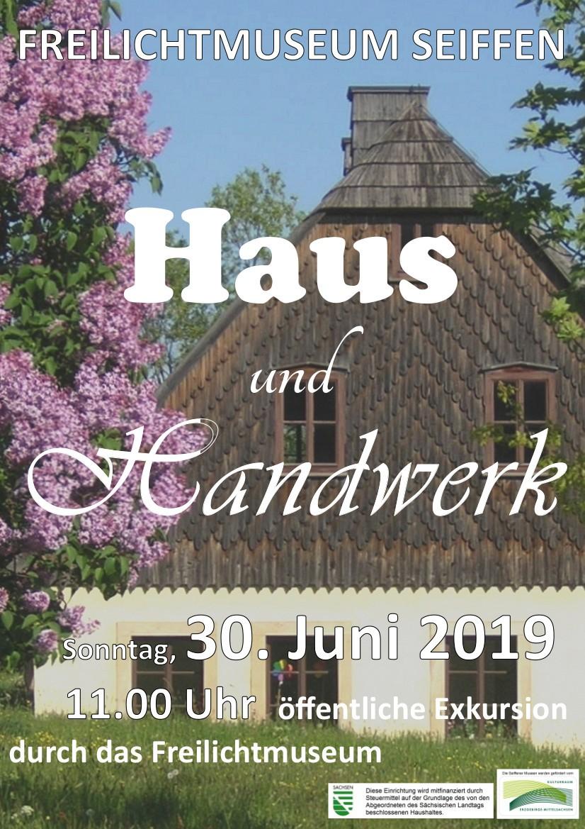 Haus und Handwerk im Freilichtmuseum 1