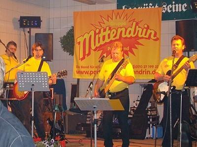"""350 Jahre Heidelberg-Tanzabend """"Gruppe Mittendrin-die Partyband"""" 2"""