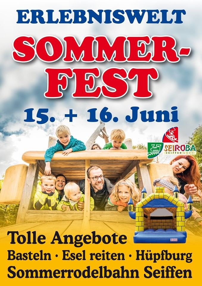 Sommerfest an der Sommerrodelbahn 15.-16.Juni 2019 1