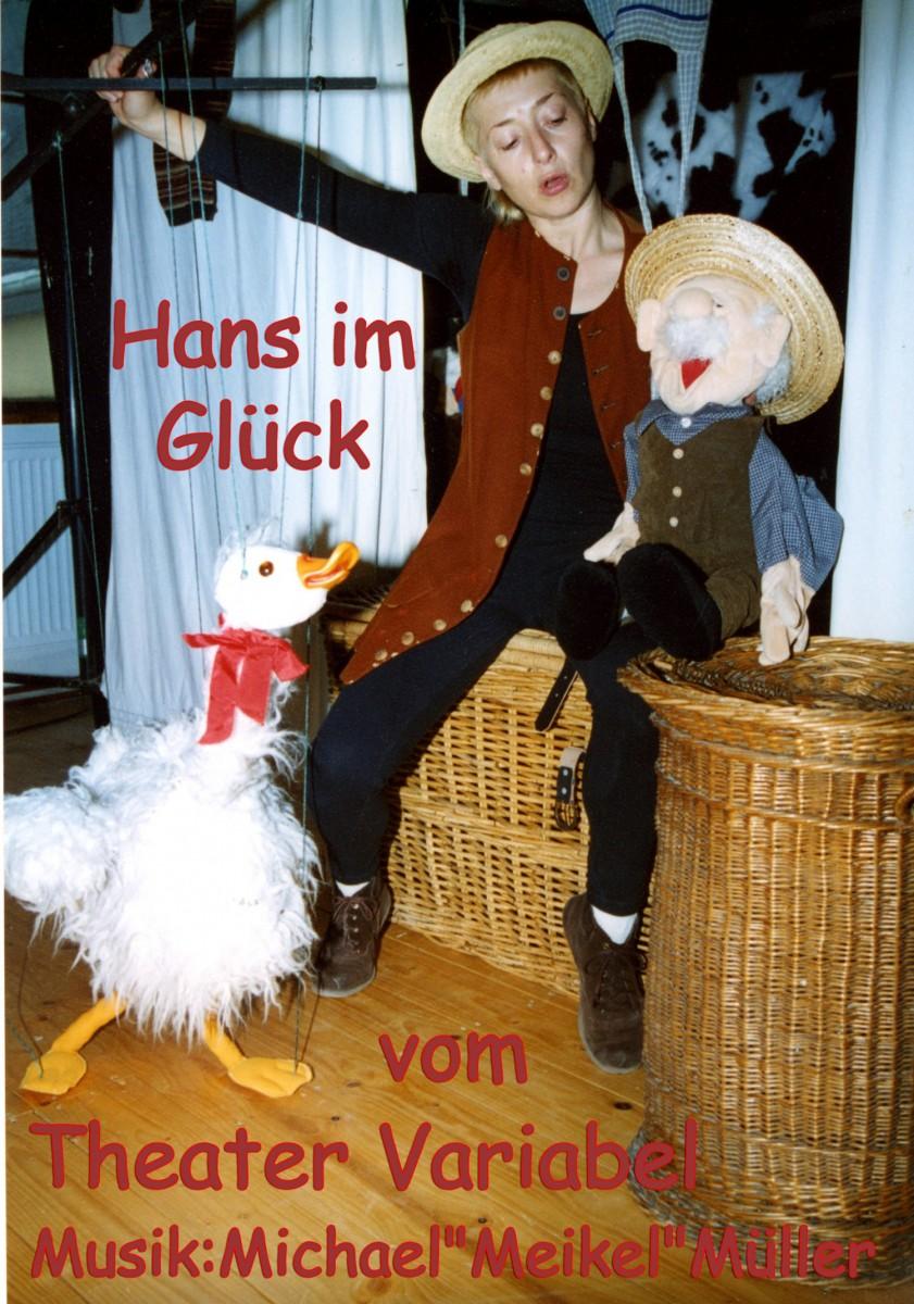 """""""Hans im Glück"""" mit Musiktheater """"SpielArt"""" 1"""