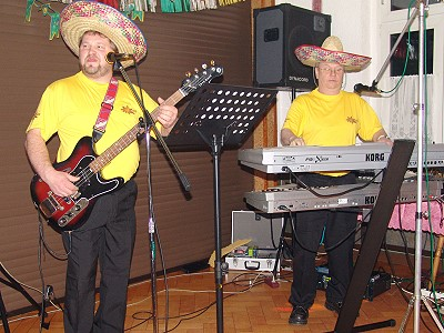 Partyband Mittendrin