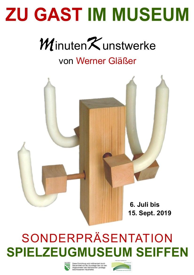 Zu Gast im Museum: Minuten-Kunstwerke von Werner Gläßer @ Erzgebirgisches Spielzeugmuseum | Kurort Seiffen/Erzgeb. | Sachsen | Deutschland