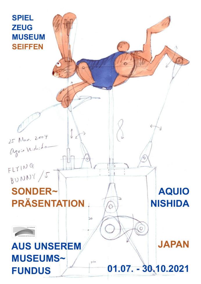 """Sonderpräsentation aus dem Museumsfundus """"AQUIO NISHIDA"""" (Japan) 5"""