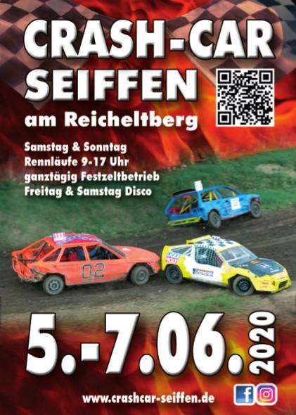 06.-07.06.2020 Crash Car Seiffen