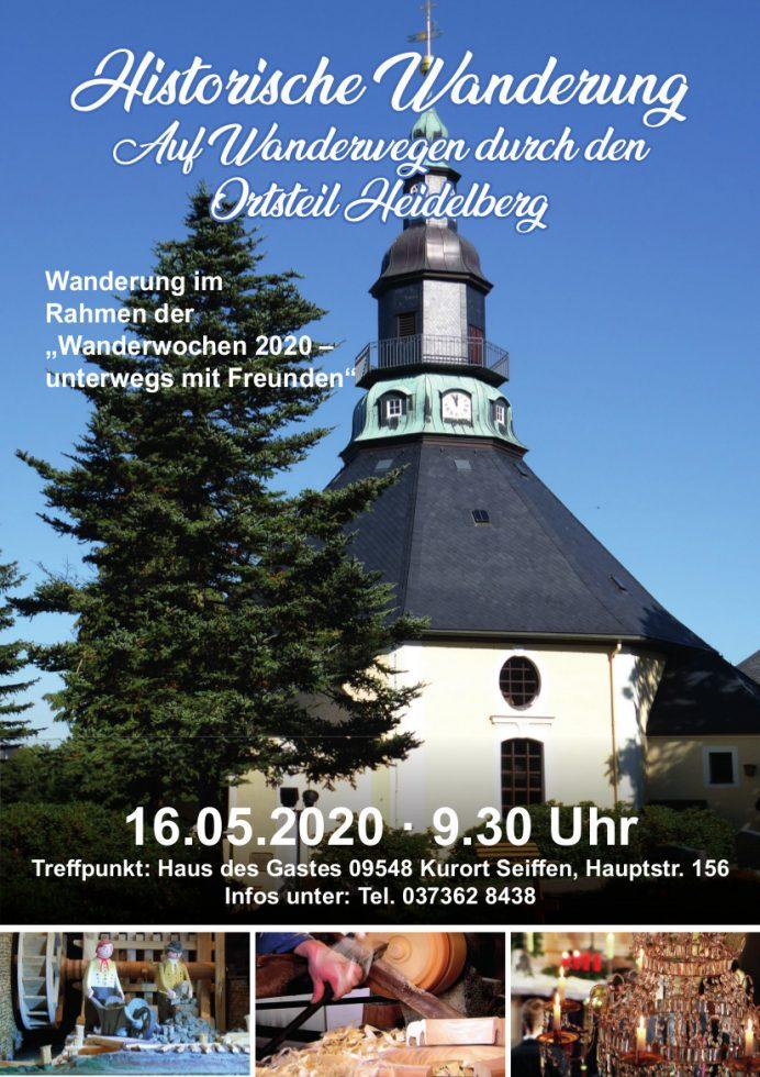 16.05.2020 Wanderung 350 Jahre Heidelberg
