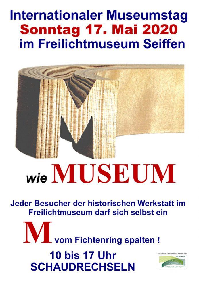17.05.2020 Freilichtmuseum Seiffen internationaler Museumstag