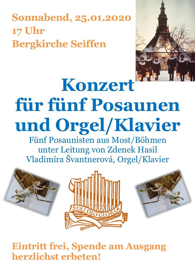 Konzert in der Bergkirche @ Bergkirche | Deutschneudorf | Sachsen | Deutschland