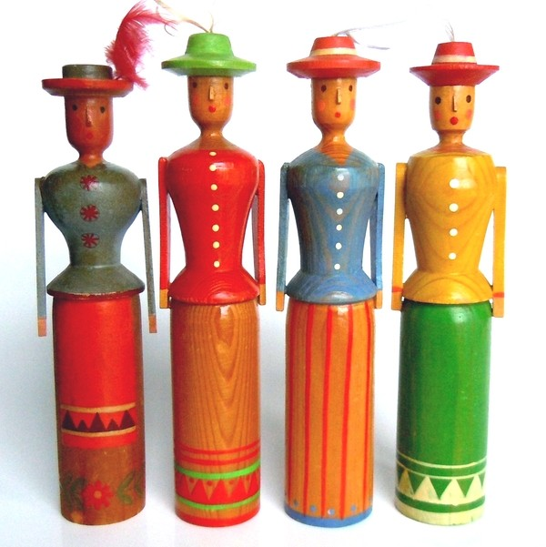 Klapperdocke-Spielzeugmuseum Seiffen