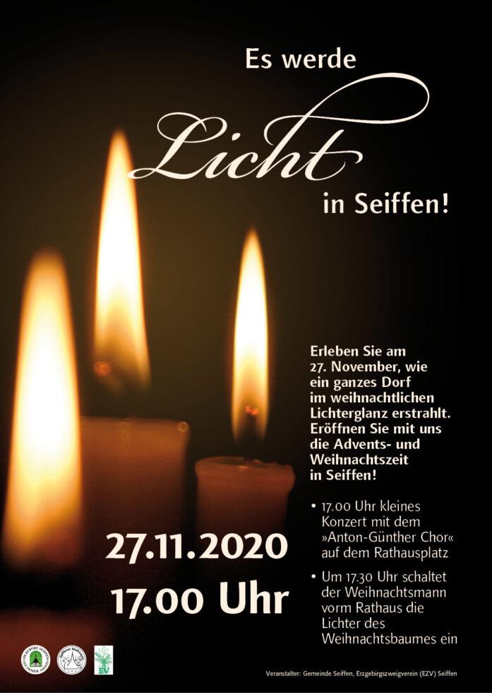 27.11.2020 Lichteranzuenden