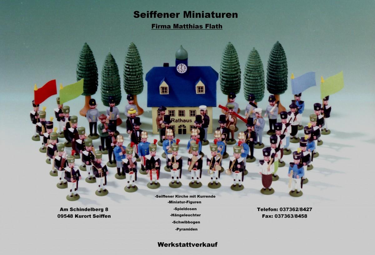 """Seiffener Miniaturen"" 1"