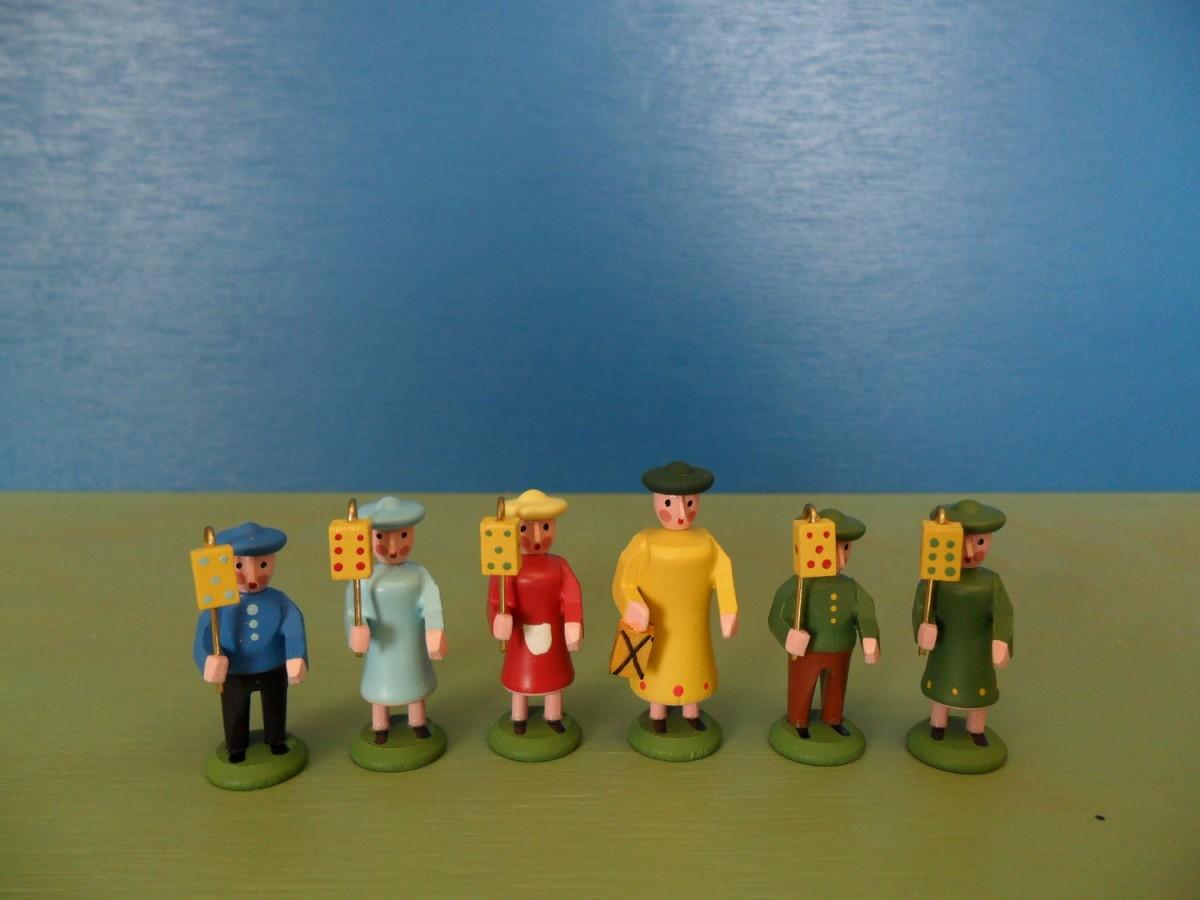 """Seiffener Miniaturen"" 3"