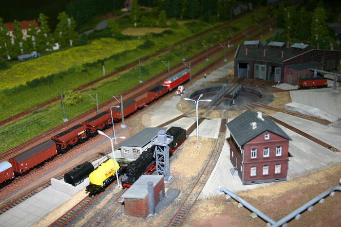 Modellbahnausstellung Seiffen