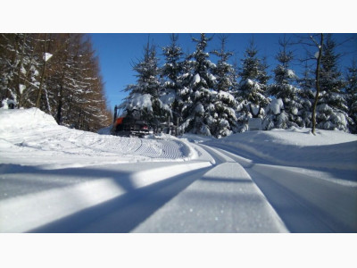 Wintersport in Seiffen
