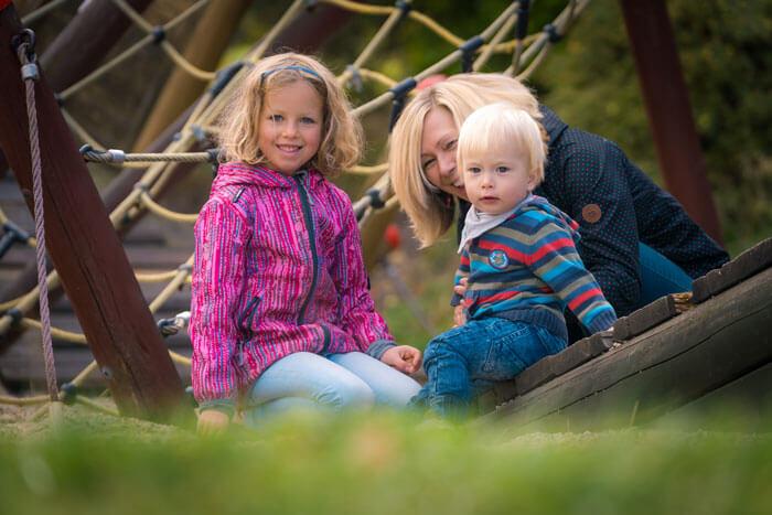 Kinderspielplatz in Seiffen